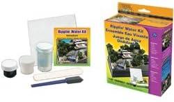 Bulk Buy Woodland Scenics 2-Pack Diorama Kit Ripplin39 Water SP4122