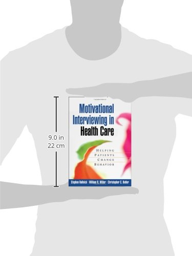 Motivational Interviewing in Health Care: Helping Patients ...