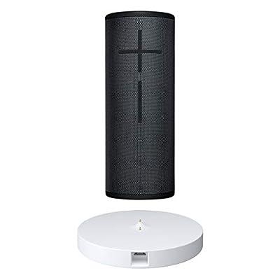 Ultimate Ears Megaboom3 Bluetoothスピーカー Ip67防⽔・防塵20時間連続再生 ナイトブラック(Night Black) Ws930bk 【国内正規品】直径87mm 高さ225mm