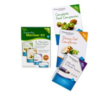 Weight Watchers 2012 New Points Plus Program Plan Essential Members Starter Kit Brand New