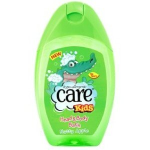 CARE kids head&body bath (apple) 250ml.