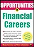 img - for Opportunities in Financial Careers book / textbook / text book