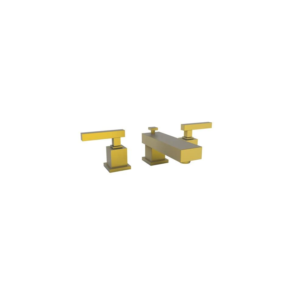 Double Handle Low Lead Widspread Lavatory Faucet wi
