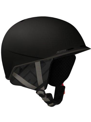 SCOTT ANTI SOLID Helm 2012 Farbe: black mat - Groesse: M | 55,5-59,5 cm