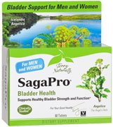 Europharma - Terry Naturally Sagapro Bladder Health - 30 Vegetarian Tablets