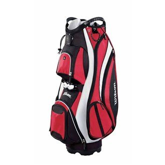 Wilson Alpine Cart Mens - Red/Black