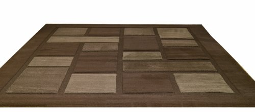 fcb6371e87d Rugs With Flair 160 x 230 cm Visiona Soft 4304 Brown - Mary J. Leeee