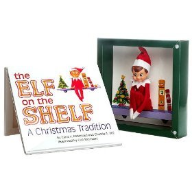 "Cover of ""Elf on the Shelf"""