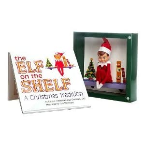 The Elf on the Shelf, a Christmas Tradition