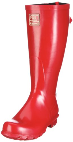Viking RUBY Boots Women Red Rot/red Size: 4 (37 EU)