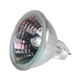  (10 Pack) 20 WATTS MR11 WITH COVER LENS HALOGEN FLOOD REFLECTOR LIGHT BULBS FTD/CG 12V LAMP