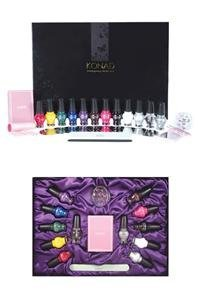 Konad Stamping Luxurious Collection SET #1 for Professional Results