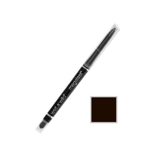 ウェットアンドワイルド MEGA LAST RETRACTABLE EYELINER Black Brown