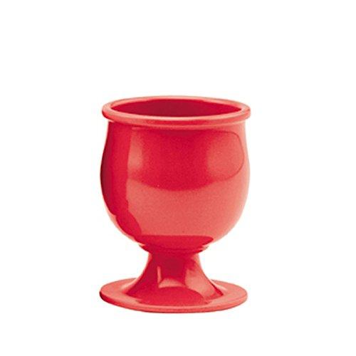 zak!designs 0078-4461 Colorways Eierbecher rot