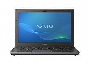 Sony VAIO VPC-SA21GX/BI Laptop (Black)