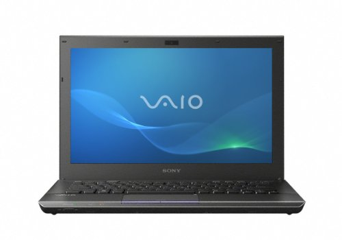 Sony VAIO VPC-SA21GX/BI Laptop (Black)