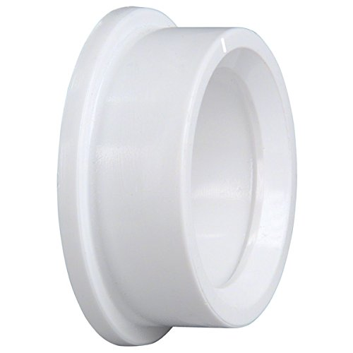 NIBCO 4 in. x 3 in. PVC DWV Spigot x Hub Flush Bushing (Bushing Hub compare prices)