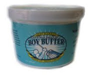 Boy Butter H2O - Personal Lubricant, 16 oz, Tub