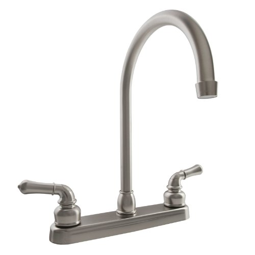 rv kitchen sinks amp faucets rv water systems rv camper trailer 8 quot kitchen faucet chrome ebay