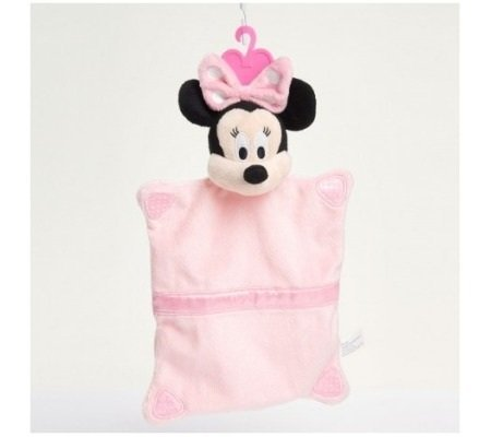 MINNIE MOUSE ~ Take Me Along Snuggle Blanket - 1