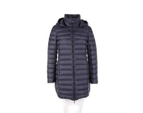 GEOX WOMAN DOWN JACKET , PIUMINO D'OCA DONNA - W4425B T1816 DARK NAVY - TG.52