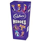 Brand New. Cadbury Heroes Miniature Chocolates Selection Box 220g Ref A07033