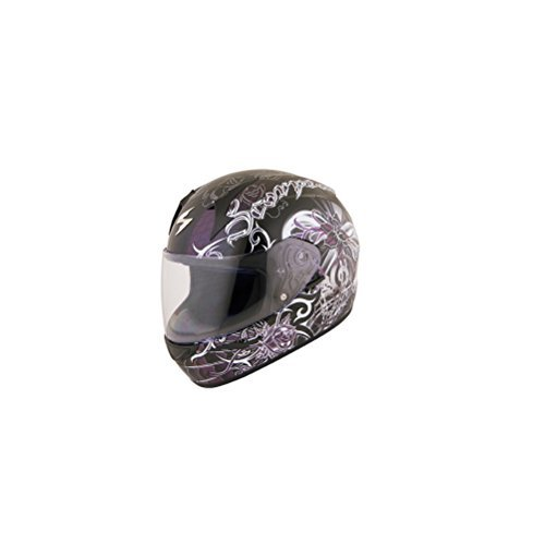 Scorpion Women's EXO-R410 Orchid Helmet – Small/Black