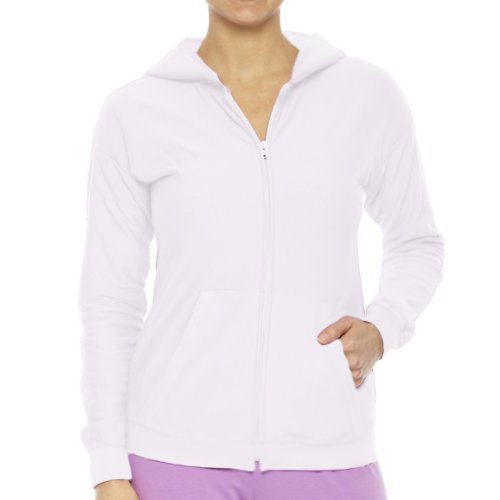 Beyond Yoga Women's Organic Raw Edge Hoodie