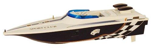 Hobby Engine Remote Control Sport Club Power Boat