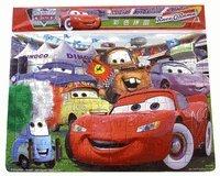 Cheap Fun Disney Cars Jigsaw – McQueen Puzzles Playset 60 pcs (B002OKHCH8)