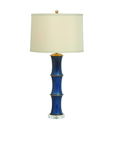 City Scape Rivoli Navy Lamp, Navy