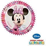 Wilton Baking Cups - Disney Minnie Mouse - Package of 50 - We Ship Within 1 Business Day w/ *FREE Standard Shipping!