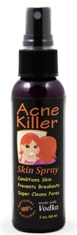 Fresh Beauty Market Acne Killer Skin Spray - 2 Fl Oz