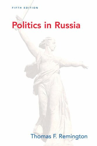 Politics in Russia (5th Edition)
