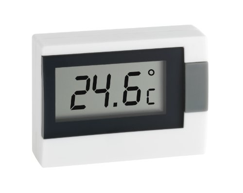 digitales Thermometer 30.2017.02, weiss