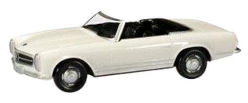 Herpa Miniaturmodelle Herpa 027533 - Mercedes-Benz 280 SL Pagode, Fahrzeug