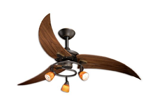 AireRyder FN48121OR 48-Inch Picard Ceiling Fan, Oil Rubbed Bronze