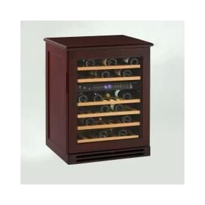 Vinotemp Bordeaux 2-Zone Credenza Wine Cellar - VT-BORDEAUX2C