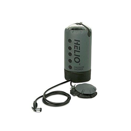 Nemo Helio Pressure Shower (Grey) (Zodi Extreme Shower compare prices)