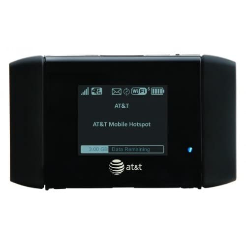 AT&T Sierra Wireless 754S  Mobile Hotspot Elevate 4G【海外シムフリーポケットwifiルーター】シエラ754