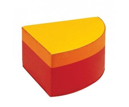 Wesco 863 High Density Foam Harmony Wedge Soft Seat front-652783