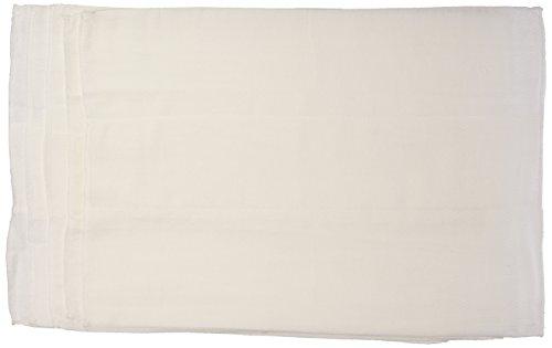 Gerber Organic Birdseye Prefold Cloth Diaper,  5 Count