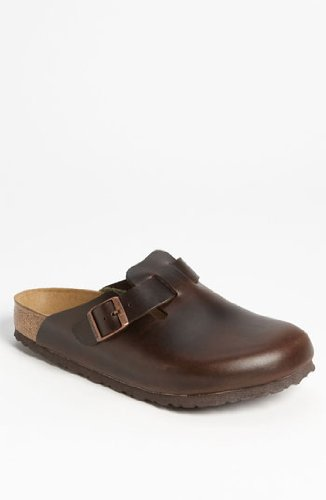 offer discounts best sale factory outlet Birkenstock Boston Soft Footbed Clog   Searchub