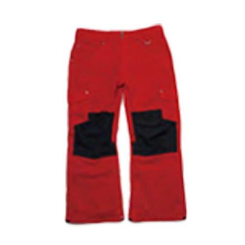 AA HARDWEAR(ダブルエー ハードウェア) スノーボード パンツ DIRT PANTS スノーボードウェア メンズ Mサイズ RED dirt-pants-M-72114321-RED