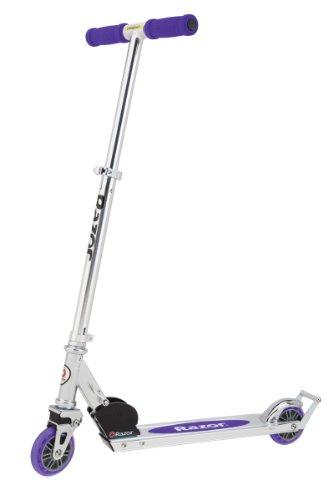 Razor A2 Kick Scooter (Purple)