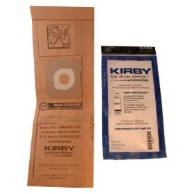 Kirby Vacuum Replacement Parts