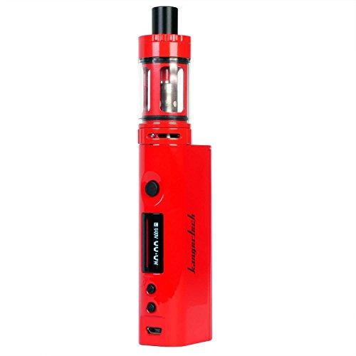 KangerTech TopBox Mini TC 75 W Starterset mit TopTank Clearomizer 4 ml, e Zigarette
