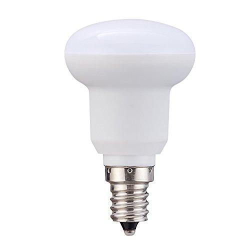 (Pack of 1) 25 Watt Equivalent , BR14/R14 E12 LED Light Bulbs, Non-Dimmable Soft White(3000K),120° Flood Beam,LED Light Bulbs for Home (R Type Bulb 25 Watt compare prices)