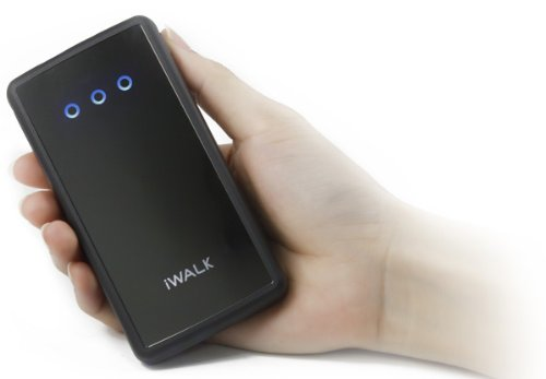 iWalk Extreme 5000 Rechargeable Backup Battery iPhone Photo