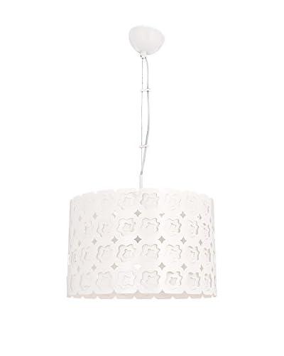 Lámpara de Suspensión Pandion Blanco Ø 37 cm